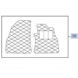 Gumowe dywaniki przednie 95599081 (Combo D)