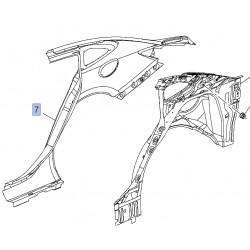 Błotnik tylny zewnętrzny lewy 13442123 (Astra J)