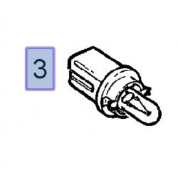 Żarówka oświetlenia przyrządów 12V 1,5W 93190933 (Astra G, Agila A, Corsa C, Meriva A)