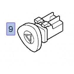 Włącznik świateł awaryjnych 93865956 (Movano A, Vivaro A)