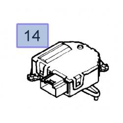 Silniczek krokowy nawiewu i klimatyzacji 13192013 (Corsa C, Signum, Vectra C)