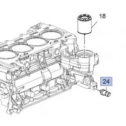 Czujnik ciśnienia oleju 2.0 / 2.2 12635992 (Antara, Astra G,H, Insignia, Signum, Vectra B,C Zafira A,B )