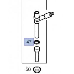 Uszczelka wtryskiwacza 97189195 (Astra G, Corsa C, Meriva A)