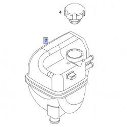 Zbiornik płynu chłodzącego wyrównawczy 95522492 (Signum, Vectra C)