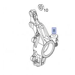 Zwrotnica lewa układu kierowniczego 93188959 (Corsa D)
