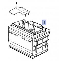 Akumulator 12V 70Ah 9201873 (Agila A, Astra H, Corsa C, Frontera B, Tigra B, Zafira B)