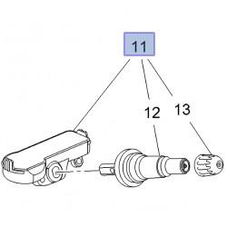 Czujnik ciśnienia w oponach 13581561 (Adam, Antara, Corsa E, Meriva B)