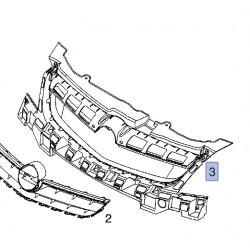 Wzmocnienie atrapy chłodnicy 13206976 (Signum, Vectra C od 2006)