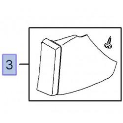 Stacja dokująca, konsola zestawu głośnomówiącego THB 9162608 (Corsa C, Tigra B)