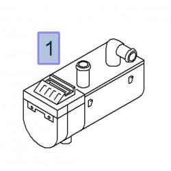 Ogrzewanie pomocnicze HYDRONIC 5KW 9163041 (Signum, Vectra C)