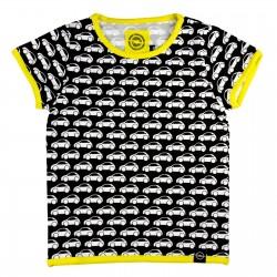Stylowy T-shirt z nadrukiem Opel Adam OC10654