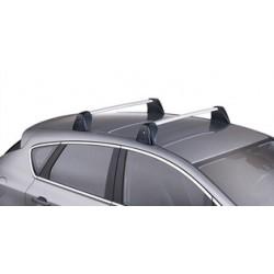 Aluminiowe belki, bagażnik dachowy 13347255 (Astra J Sedan)
