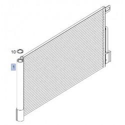 Chłodnica klimatyzacji, skraplacz 13400150 (Adam, Corsa D,E)