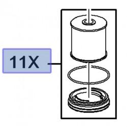 Wkład filtra paliwa 95174479 (Antara)
