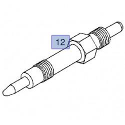 Świeca żarowa 95508489 (Astra H, Signum, Vectra C, Zafira B)