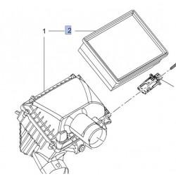 Filtr powietrza 95516926 (Vivaro B)