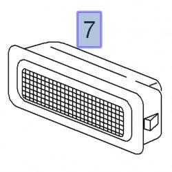 Lampka podsufitki 9112654 (Movano A, Vivaro A)