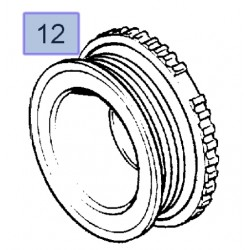 Koło pasowe wału korbowego 90531581 (Astra G,H, Corsa C, Meriva A, Signum, Tigra B, Vectra C, Zafira A,B)