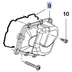 Pokrywa skrzyni biegów F13, F17 z uszczelką 94724818 (Adam, Astra, Corsa, Meriva, Tigra, Zafira)