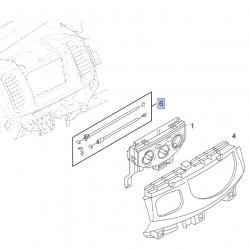 Linka sterowania nagrzewnicy 91160129 (Vivaro)