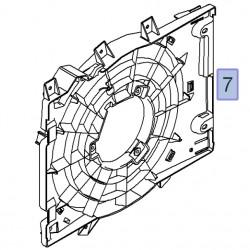 Obudowa wentylatora chłodnicy 13130010 (Astra H, Zafira B)