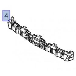 Absorber, odbój przedniego zderzaka 13263184 (Zafira B)