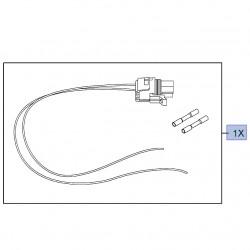 Wtyczka elektryczna 13314091 (Uniwersalna)