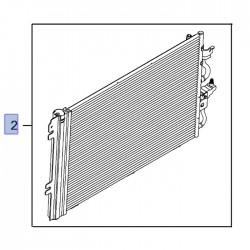 Chłodnica klimatyzacji 1.4 / 1.6 / 1.8 93178958 (Astra H, Zafira B)