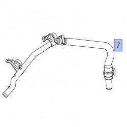 Przewód, wąż wentylacji skrzyni korbowej 93184683 (Astra H, Signum, Vectra C)