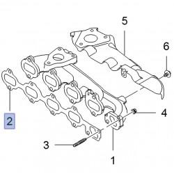 Uszczelka kolektora wydechowego 1.6L 95523265 (Vivaro B)