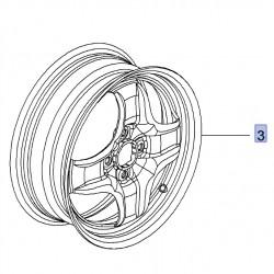 Felga strukturalna 15 cali 6J x15 95192365 (Karl)