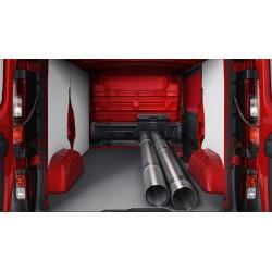 Drewniana osłona podłogi, wzmocniona 15mm L2 drzwi LH 95599560 (Vivaro B)