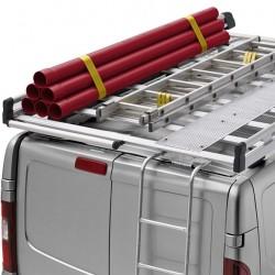 Aluminiowy trap platformy bagażowej, L2H1 95599516 (Vivaro B)