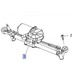 Mechanizm wycieraczek szyby przedniej 13432685 (Corsa E)