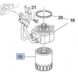 Filtr oleju silnika 2.0L 55496756 (Insignia B)