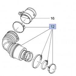 Kanał wylotowy obudowy filtra powietrza 22945619