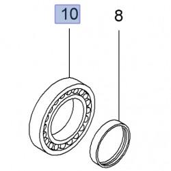 Łożysko wałeczkowe mechanizmu różnicowego 93181455 (Movano A, B, Vivaro A, B)