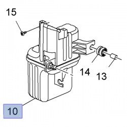 Rezonator powietrza 20792676 (Antara)