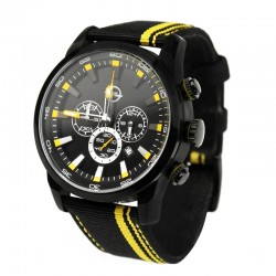 Elegancki zegarek z chronografem OC10717 Opel Collection