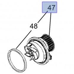 Pompa wody 1.8, 2.0, 2.2 95507627 (Astra F, G, Calibra, Frontera, Kadette E, Omega, Sintra, Speedster, Vectra A, B)