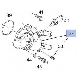 Termostat z obudową silniki 1.9 95517661 (Astra H, Signum, Vectra C, Zafira B)