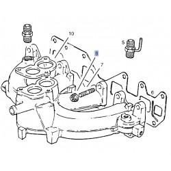 Nakrętka sześciokątna samoblokująca M8 x 1,25 11082413 (Astra G, Classic, Calibra, Kadette E, Vectra A, Omega B)