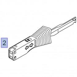 Przełącznik, włącznik kierunkowskazów 24454625 (Signum, Vectra C)