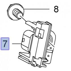 Czujnik położenia dźwigni skrzyni biegów 25182718 (Mokka, Mokka X)