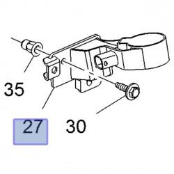 Czujnik regulacji położenia reflektorów 12845300 (Astra J, Cascada, Insignia A, Zafira C)
