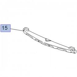 Absorber, odbój przedniego zderzaka 95108132 (Mokka)