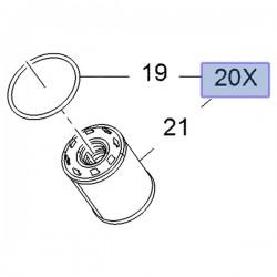 Filtr oleju silnika 55599959 (Corsa E)