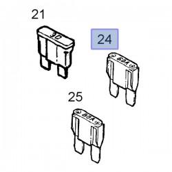 Bezpiecznik Max 60A 90386024 (Astra F, G, Corsa D, Meriva A, Vectra A)