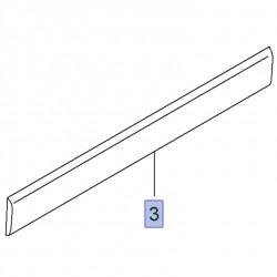 Listwa dolna drzwi przesuwnych 93197639 (Movano B)