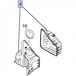 Rezonator filtra powietrza 96829527 (Antara)